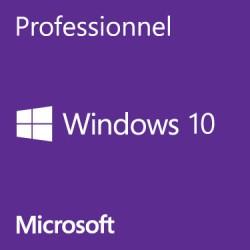 Microsoft Windows 10 Professionnel 64Bits (oem)