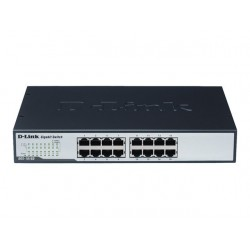 D-Link Switch 16 ports 10/100Mbps Rackable