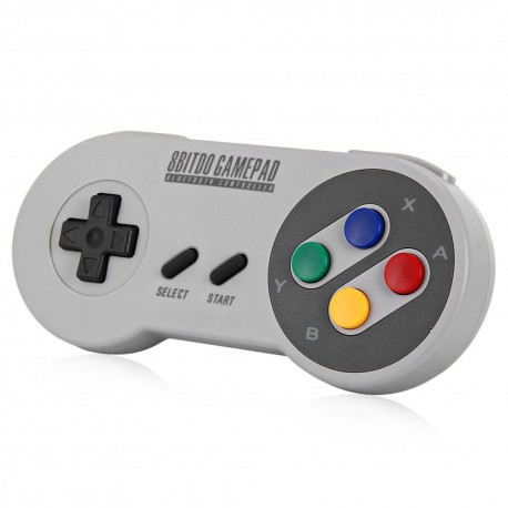 Manette 8Bitdo SFC 30 Andoid iOS Windows MacOS