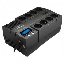 Onduleur Nitram PB1000LCD 1000VA/600W