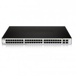 D-Link Switch 48 ports 10/100/1000Mbps Rackable