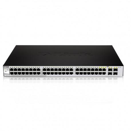D-Link Switch 48 ports 10/100/1000Mbps Rackable