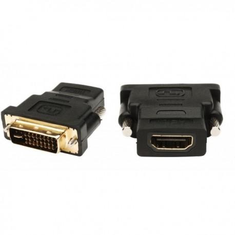 Adaptateur DVI-D vers HDMI femelle
