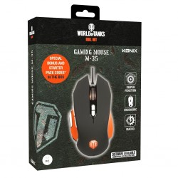 Souris Konix Sniper M-35 World of Tanks