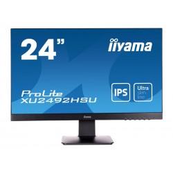 "Iiyama 24"" LED E2483HS-BS Noir VGA / DVI-D / HDMI"
