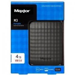 """Maxtor 2.5"""" USB3 4 To auto-alimenté"""
