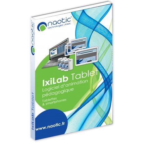 IxiLab Tablet