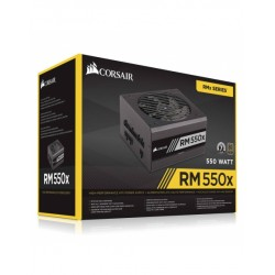 Alimentation Corsair RM550X 80+ Gold Modular