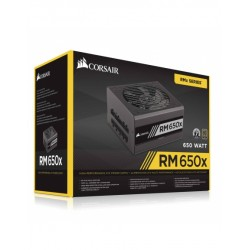 Alimentation Corsair RM650X 80+ Gold Modular