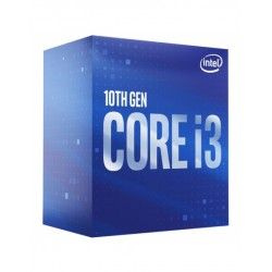 Intel I3-10100 Comet Lake-S LGA1200