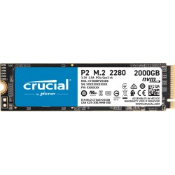 CRUCIAL P2 SSD 2T M.2