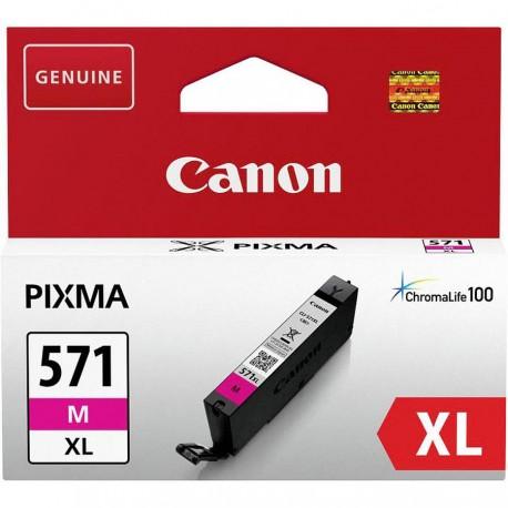 Cartouche Canon CLI-571M XL / Magenta