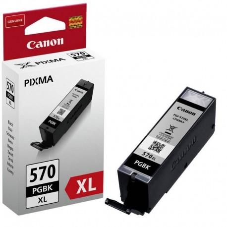 Cartouche Canon PGI-570PGBK XL / Noir